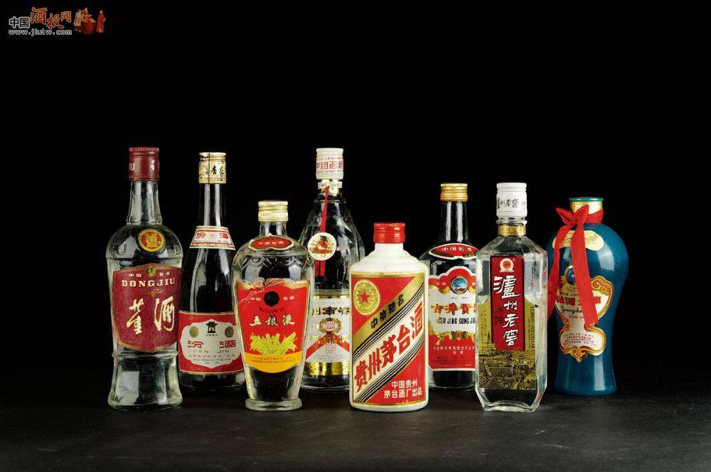 中国十大名酒 中国酒投网-中国酒类投资收藏交易网