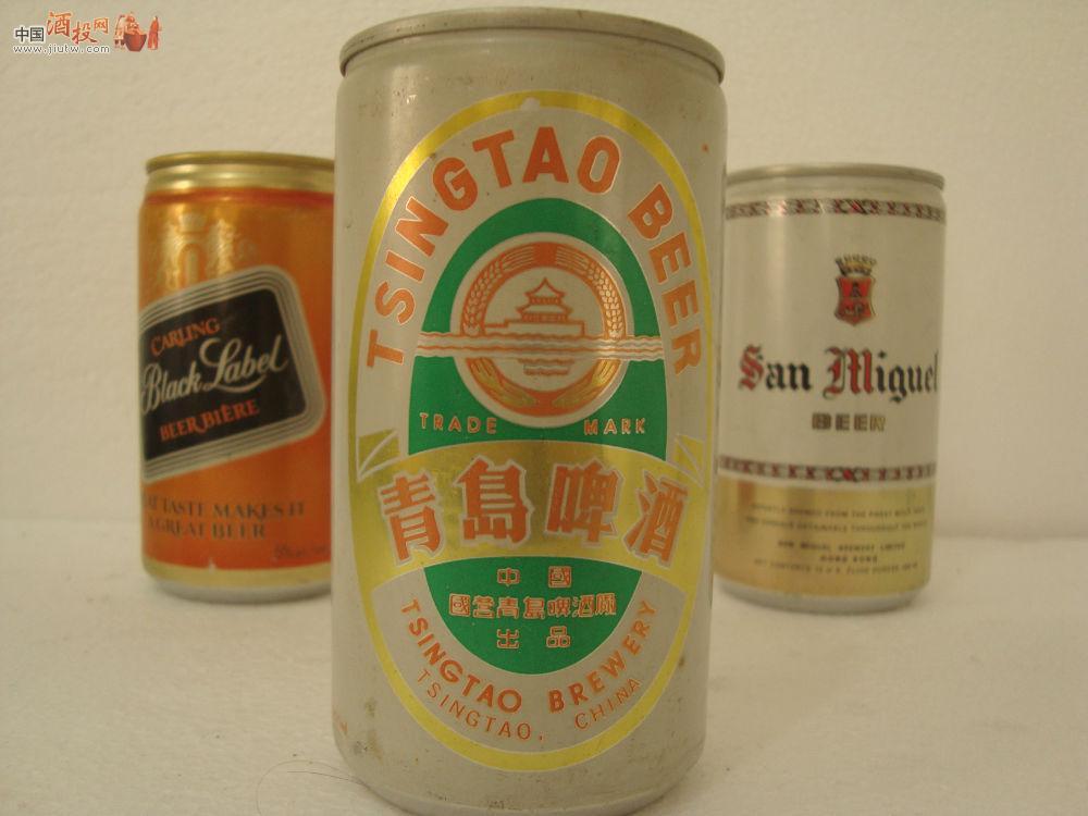 """《青岛啤酒》""""易拉罐装""""██"""