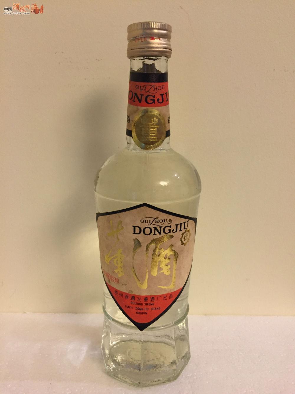 董酒价格表和图片_88年董酒 价格表 中国酒投网 陈酒老酒出售平台