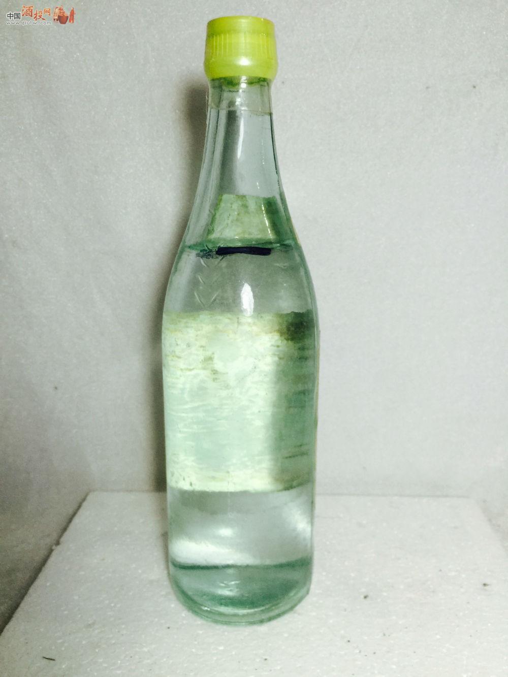 80年代 山西汾阳 老白酒