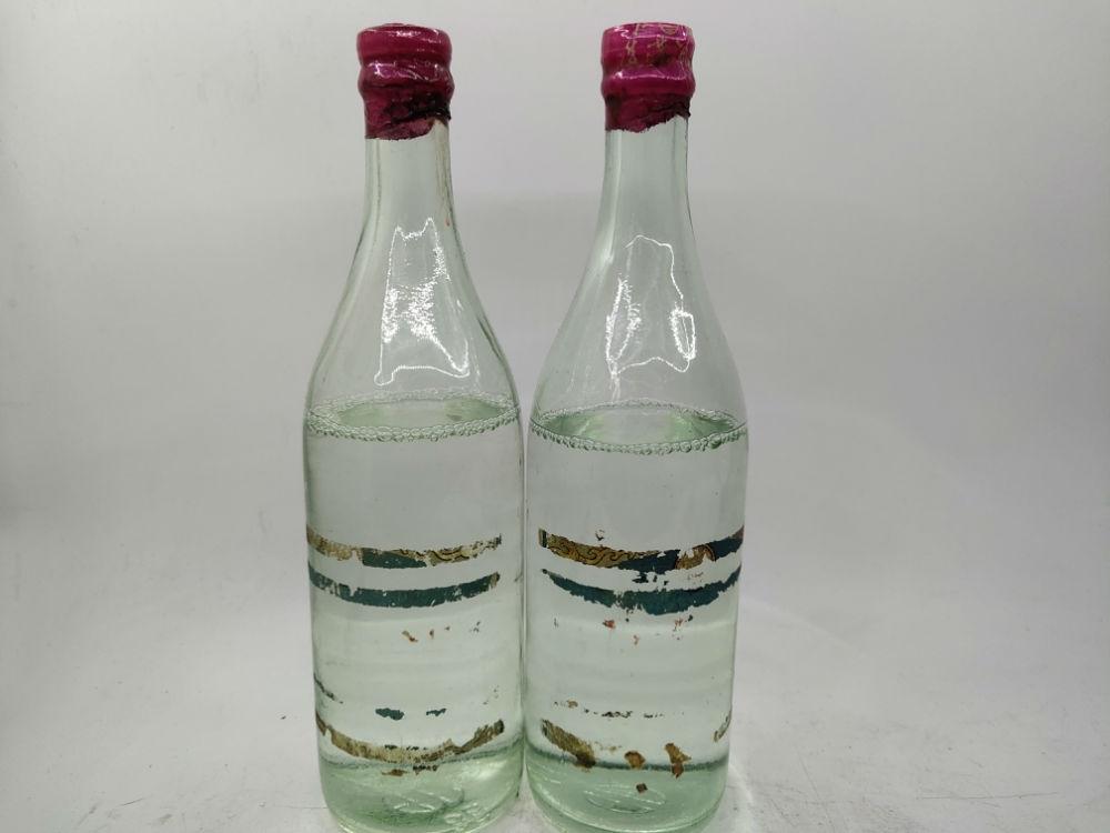 80年代双沟普通大曲  55度 喝品花好 2瓶 1400元